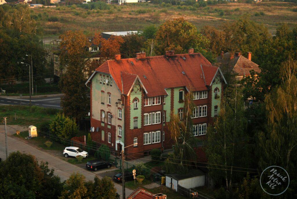 Kamienica przy ul. Młyńskiej, Kluczbork
